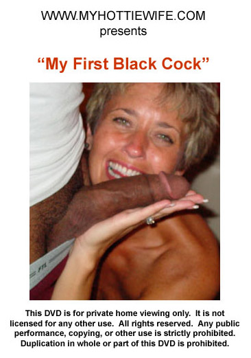 My First Black Cock